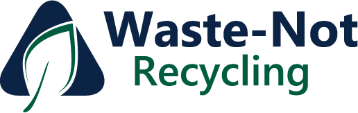 Waste-Not Recycling logo